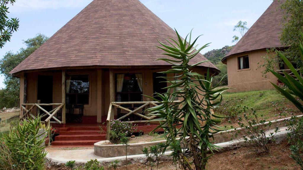 Lodge alojamientos en Kenia