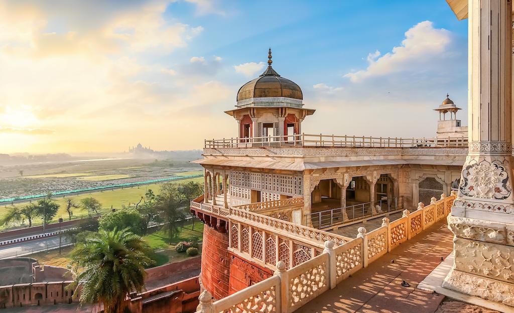 Viaje de novios a la india