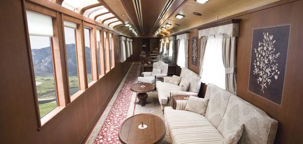 tren turístico Trancantábrico
