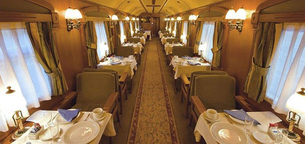 Tren turístico Costa Verde