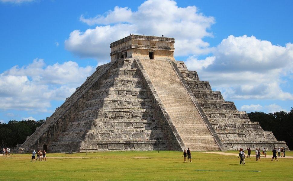 Yacimiento Chichen Itza en Riviera maya