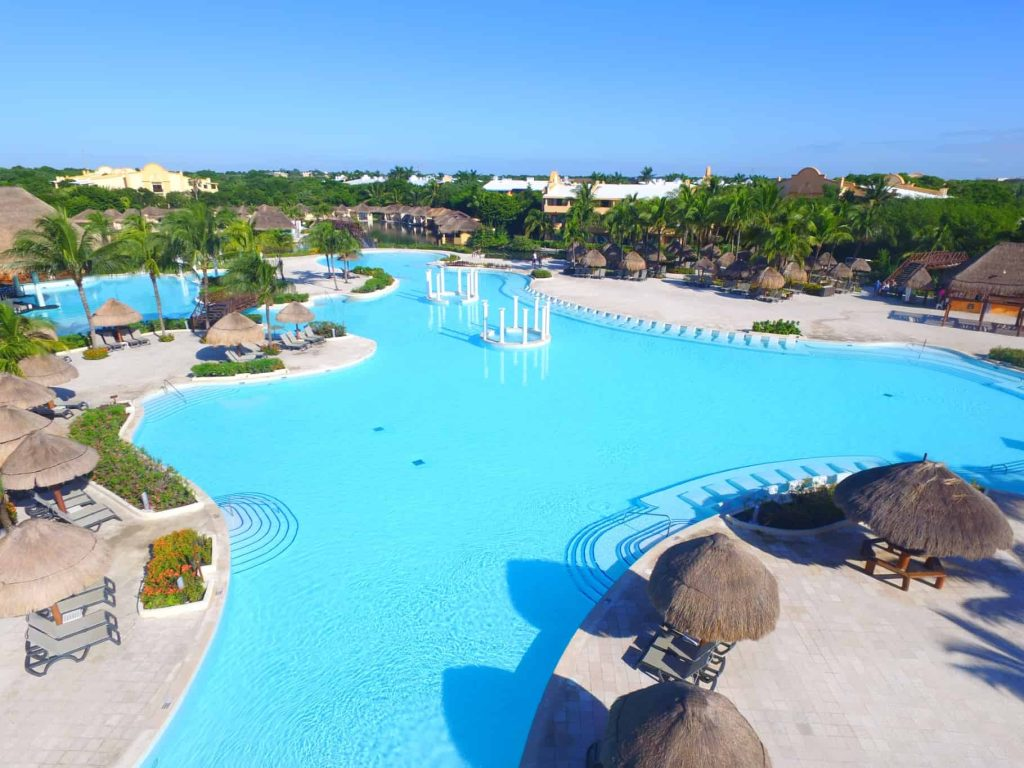White Sand hotel Palladium