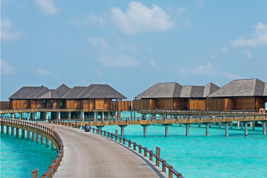 Villas en Maldivas