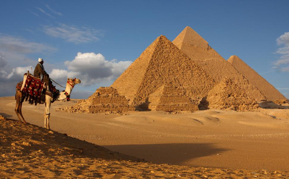 Egipto destino de micho calor