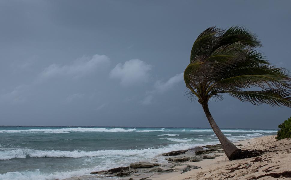 El Caribe destino de lluvias a final de nuestro verano