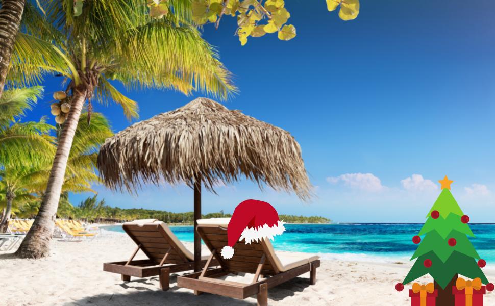 Caribe destino de calor en navidades